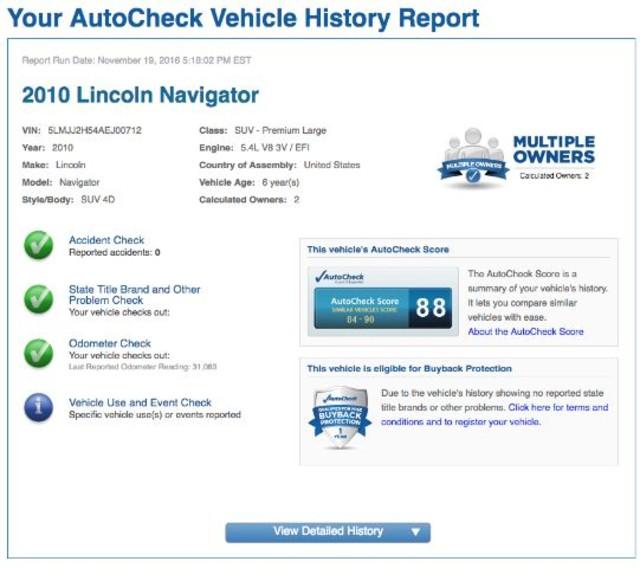 2010 Lincoln Navigator 2WD San Antonio , Texas 9