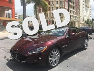 2010 Maserati GranTurismo Convertible  in Miami FL