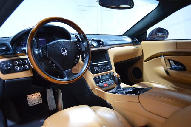 2010 Maserati GranTurismo S Auto Tampa, Florida 20