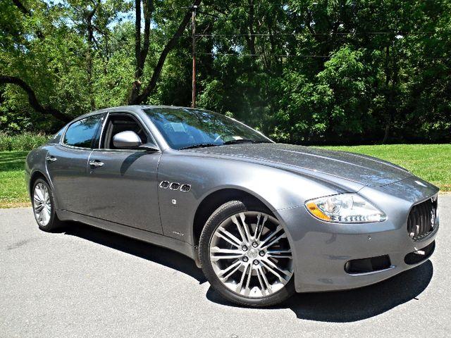 2010 Maserati Quattroporte Leesburg, Virginia 1