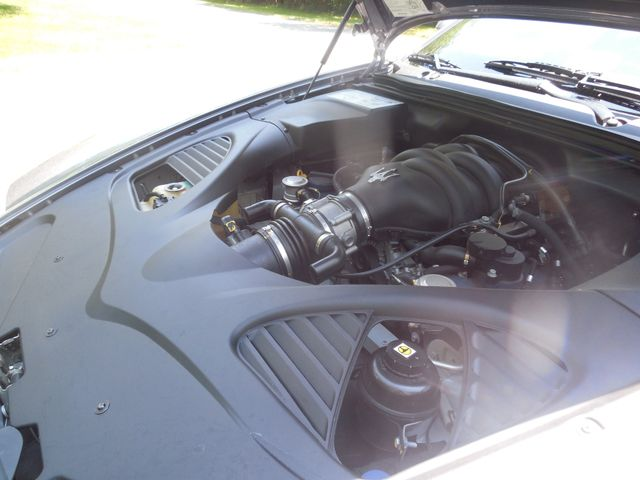 2010 Maserati Quattroporte Leesburg, Virginia 45