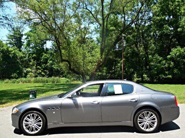 2010 Maserati Quattroporte Leesburg, Virginia 4