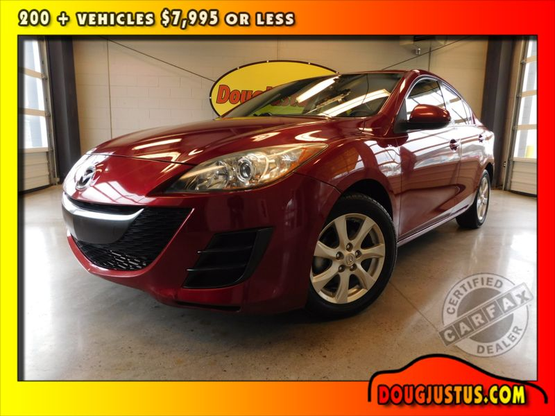 2010 Mazda 3 i Touring  city TN  Doug Justus Auto Center Inc  in Airport Motor Mile ( Metro Knoxville ), TN
