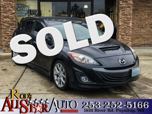 2010 Mazda Mazda3 Mazdaspeed3 Sport The CARFAX Buy Back Guarantee that comes with this vehicle mea