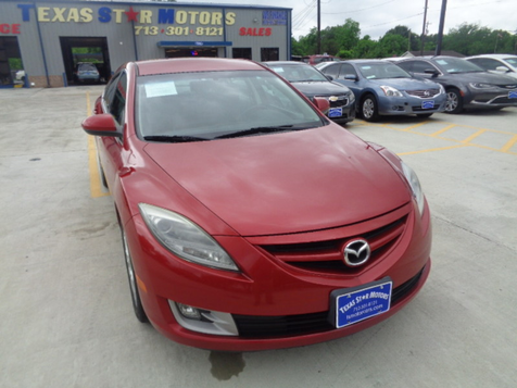 2010 Mazda Mazda6 i Touring in Houston