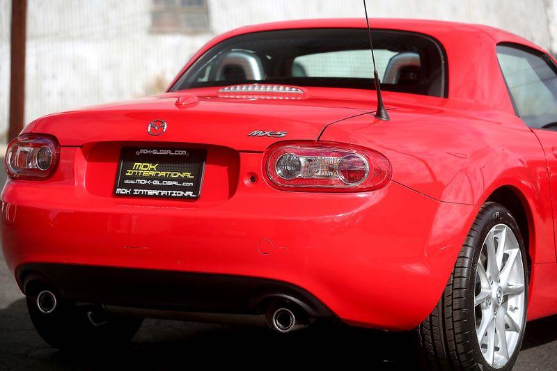2010 Mazda MX-5 Miata Grand Touring - Hard top convertible  city California  MDK International  in Los Angeles, California