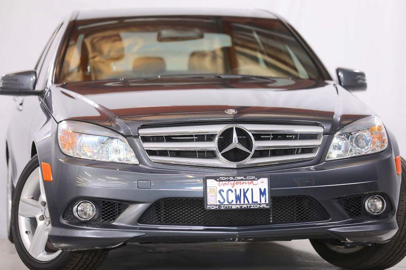 2010 Mercedes-Benz C 300 Sport - Navigation - Manual transmission  city California  MDK International  in Los Angeles, California