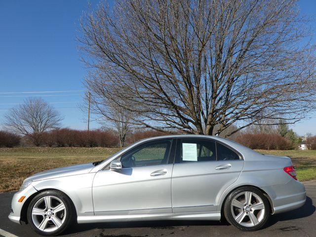 2010 Mercedes-Benz C300 Luxury Leesburg, Virginia 4
