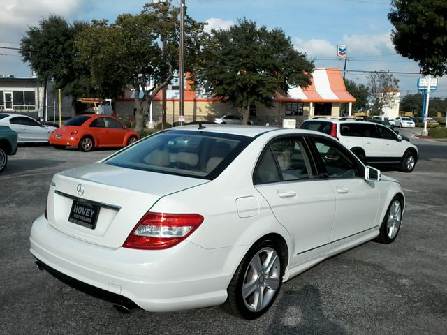 2010 Mercedes-Benz C300 Sport San Antonio, Texas 7