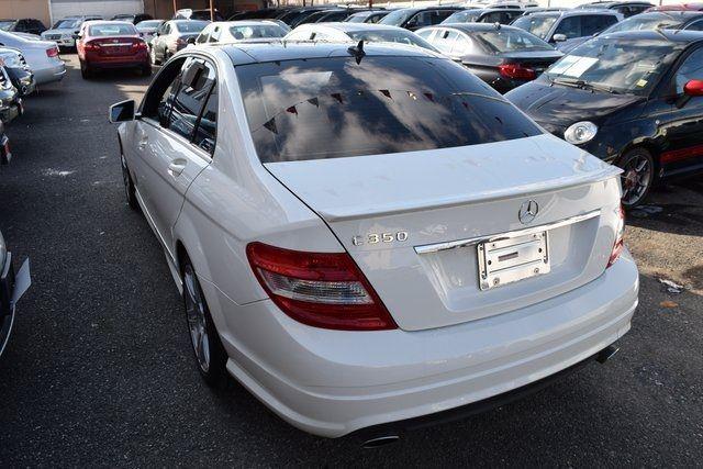 2010 Mercedes-Benz C 350 Sport Richmond Hill, New York 7
