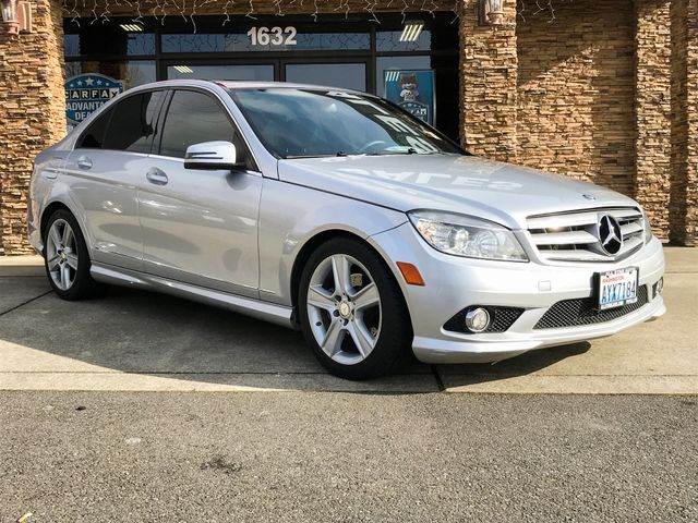 2010 Mercedes C-Class C 300 The CARFAX Buy Back Guarantee that comes with this vehicle means that