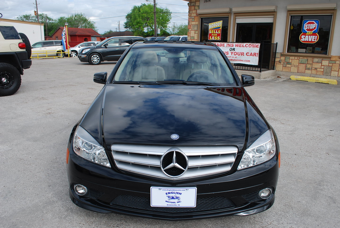 2010 mercedes benz c300 sport brownsville tx english motors English motors inc