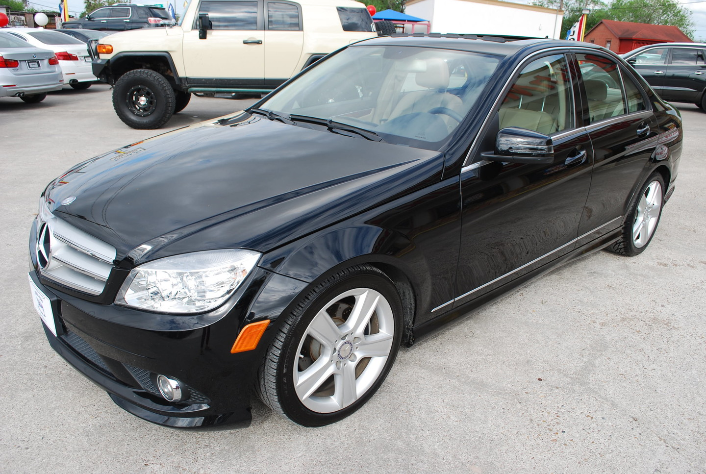 2010 mercedes benz c300 sport brownsville tx english motors for 2010 mercedes benz c 300