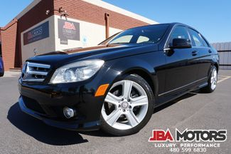 2010 Mercedes-Benz C300 Sport Package C Class 300 Sedan | MESA, AZ | JBA MOTORS in Mesa AZ
