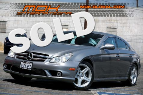 2010 Mercedes-Benz CLS 550 - Sport AMG pkg - Premium pkg - Navigation in Los Angeles