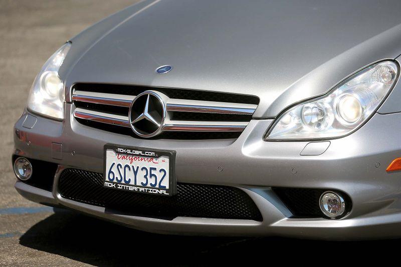 2010 Mercedes-Benz CLS 550 - Sport AMG pkg - Premium pkg - Navigation  city California  MDK International  in Los Angeles, California