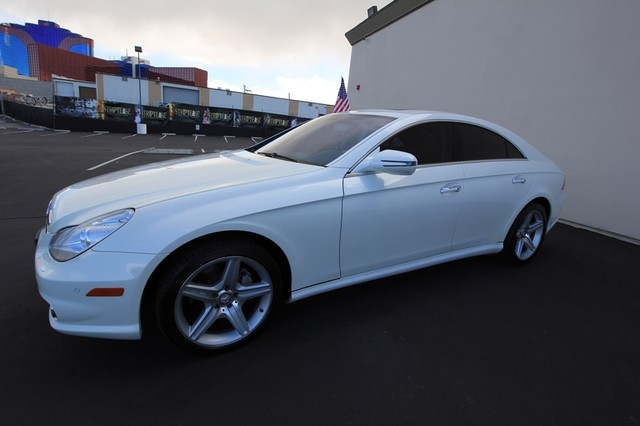 2010 Mercedes-Benz CLS550*AMG SPORT PKG* HARMON* NAVI* BACK UP*  COOL SEAT* LOW MILES* MOON* EVERY OPTION* WOW Las Vegas, Nevada 2