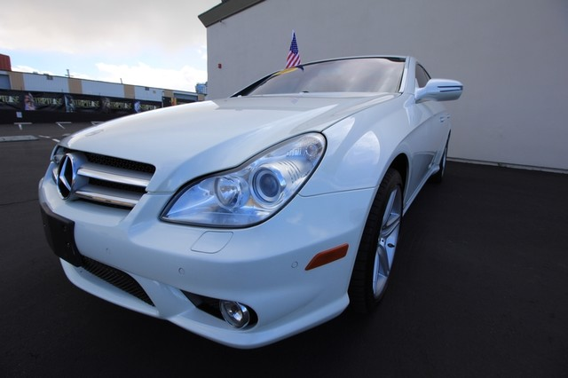 2010 Mercedes-Benz CLS550*AMG SPORT PKG* HARMON* NAVI* BACK UP*  COOL SEAT* LOW MILES* MOON* EVERY OPTION* WOW Las Vegas, Nevada 3