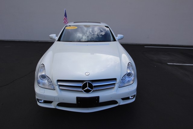 2010 Mercedes-Benz CLS550*AMG SPORT PKG* HARMON* NAVI* BACK UP*  COOL SEAT* LOW MILES* MOON* EVERY OPTION* WOW Las Vegas, Nevada 4