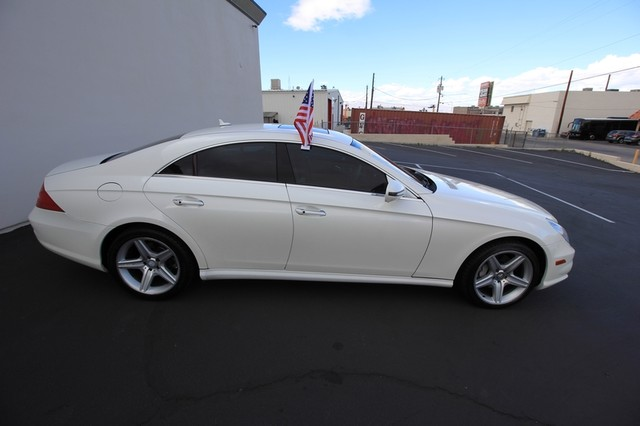 2010 Mercedes-Benz CLS550*AMG SPORT PKG* HARMON* NAVI* BACK UP*  COOL SEAT* LOW MILES* MOON* EVERY OPTION* WOW Las Vegas, Nevada 8