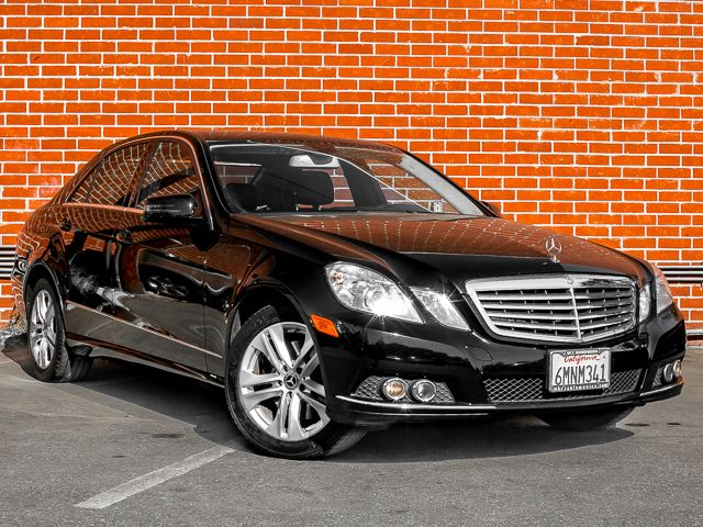 2010 Mercedes-Benz E 350 Luxury Burbank, CA 1