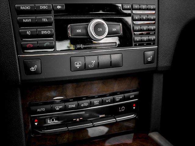 2010 Mercedes-Benz E 350 Sport Burbank, CA 23