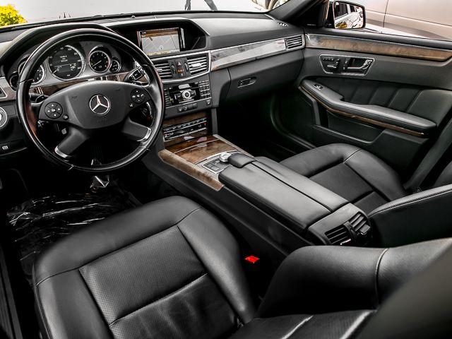 2010 Mercedes-Benz E 350 Sport Burbank, CA 9