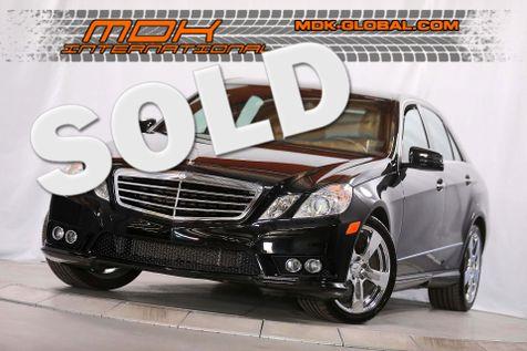 2010 Mercedes-Benz E 350 Sport - Premium I pkg - Navigation in Los Angeles