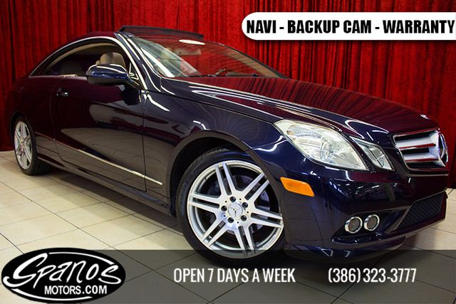 2010 Mercedes-Benz E350 Daytona Beach, FL 0
