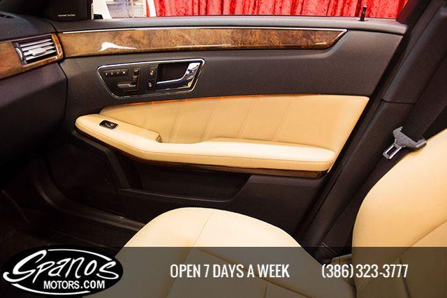 2010 Mercedes-Benz E 350 Daytona Beach, FL 35