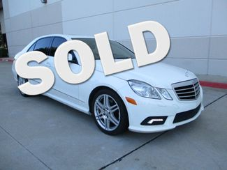 2010 Mercedes-Benz E 350 Luxury Plano, Texas