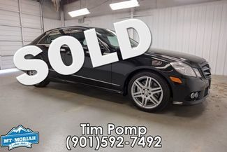 2010 Mercedes-Benz E 550 in Memphis Tennessee