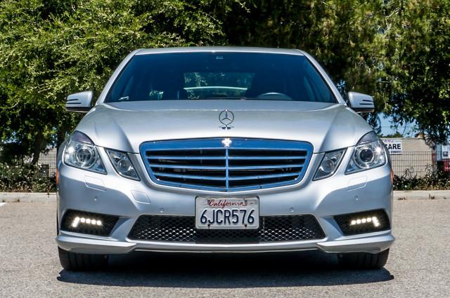 2010 Mercedes-Benz E 550 Luxury - P2 PKG - NAVI - HTD/CLD STS - XENON Reseda, CA 3