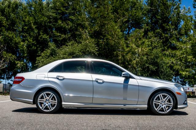 2010 Mercedes-Benz E 550 Luxury - P2 PKG - NAVI - HTD/CLD STS - XENON Reseda, CA 6