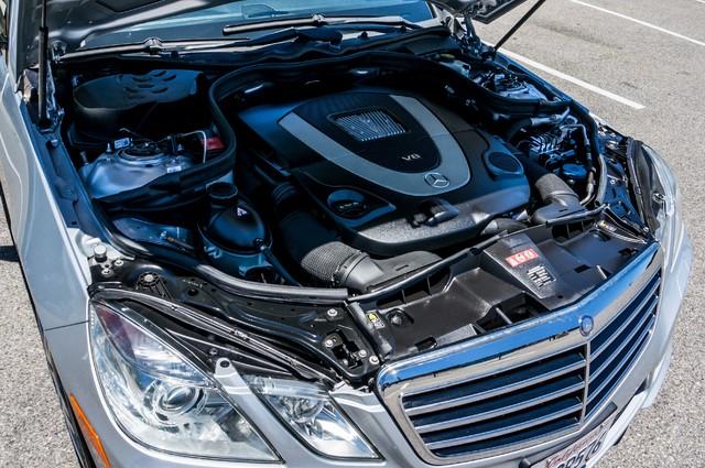 2010 Mercedes-Benz E 550 Luxury - P2 PKG - NAVI - HTD/CLD STS - XENON Reseda, CA 40