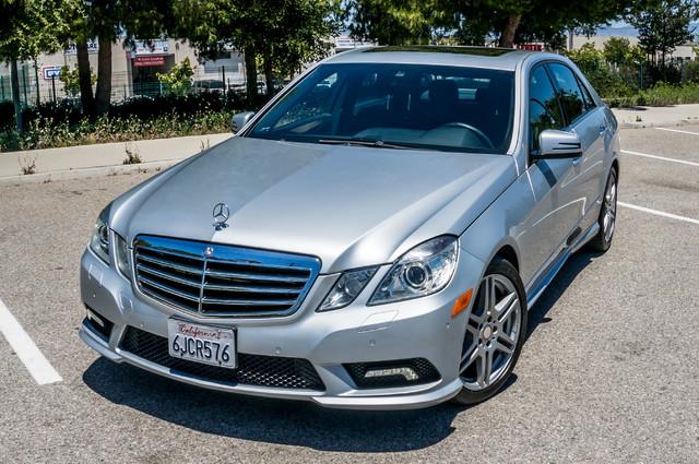 2010 Mercedes-Benz E 550 Luxury - P2 PKG - NAVI - HTD/CLD STS - XENON Reseda, CA 44