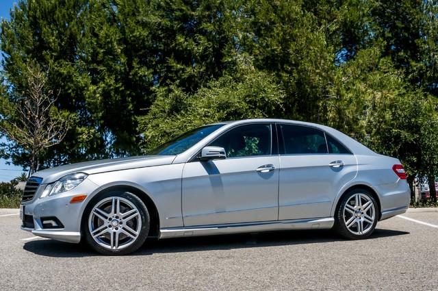 2010 Mercedes-Benz E 550 Luxury - P2 PKG - NAVI - HTD/CLD STS - XENON Reseda, CA 42
