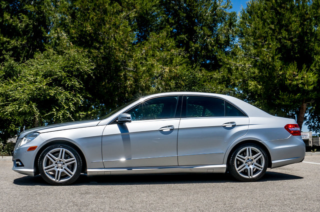 2010 Mercedes-Benz E 550 Luxury - P2 PKG - NAVI - HTD/CLD STS - XENON Reseda, CA 5
