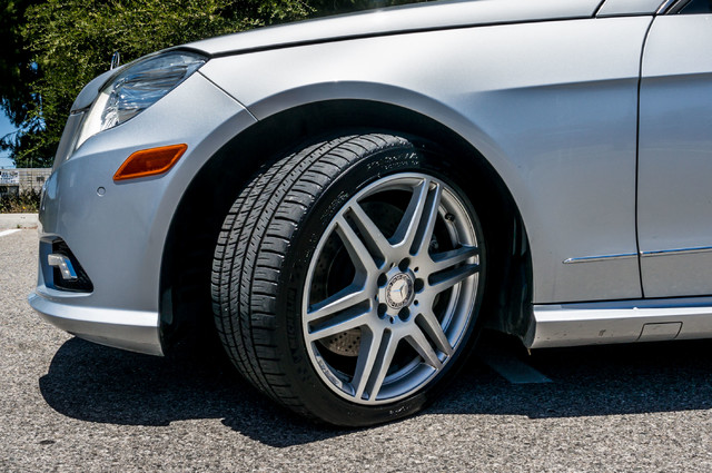 2010 Mercedes-Benz E 550 Luxury - P2 PKG - NAVI - HTD/CLD STS - XENON Reseda, CA 12