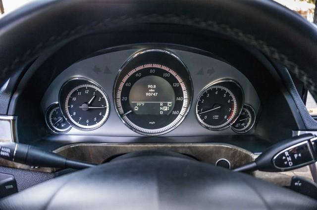 2010 Mercedes-Benz E 550 Luxury - P2 PKG - NAVI - HTD/CLD STS - XENON Reseda, CA 15