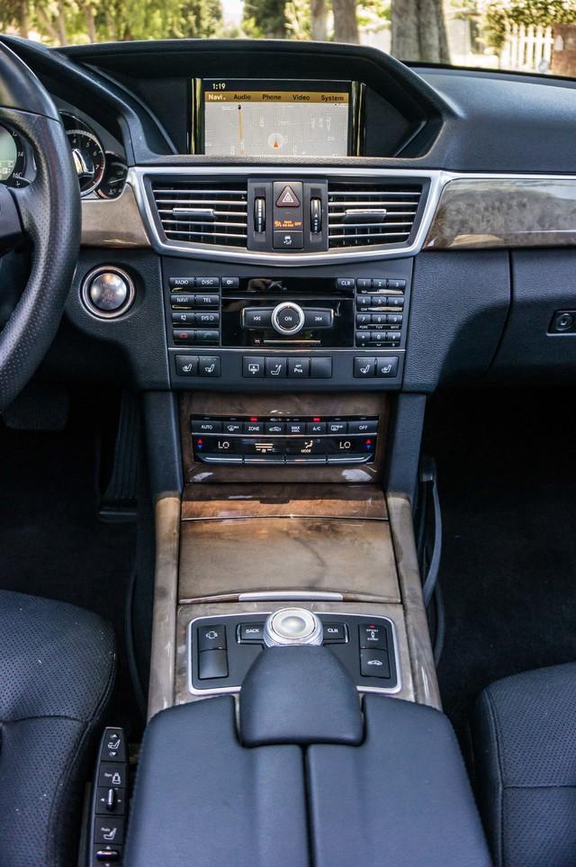 2010 Mercedes-Benz E 550 Luxury - P2 PKG - NAVI - HTD/CLD STS - XENON Reseda, CA 28