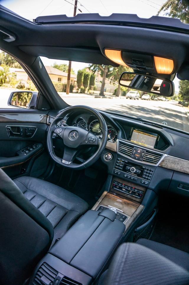 2010 Mercedes-Benz E 550 Luxury - P2 PKG - NAVI - HTD/CLD STS - XENON Reseda, CA 22