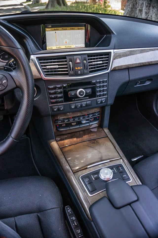 2010 Mercedes-Benz E 550 Luxury - P2 PKG - NAVI - HTD/CLD STS - XENON Reseda, CA 29