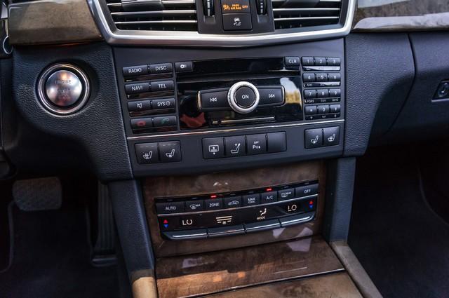 2010 Mercedes-Benz E 550 Luxury - P2 PKG - NAVI - HTD/CLD STS - XENON Reseda, CA 31