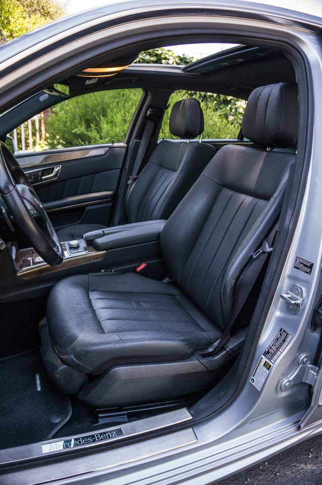 2010 Mercedes-Benz E 550 Luxury - P2 PKG - NAVI - HTD/CLD STS - XENON Reseda, CA 16