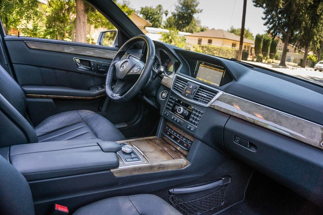 2010 Mercedes-Benz E 550 Luxury - P2 PKG - NAVI - HTD/CLD STS - XENON Reseda, CA 37