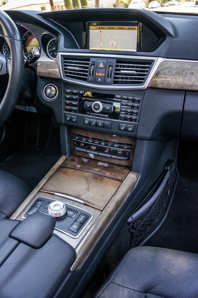 2010 Mercedes-Benz E 550 Luxury - P2 PKG - NAVI - HTD/CLD STS - XENON Reseda, CA 27