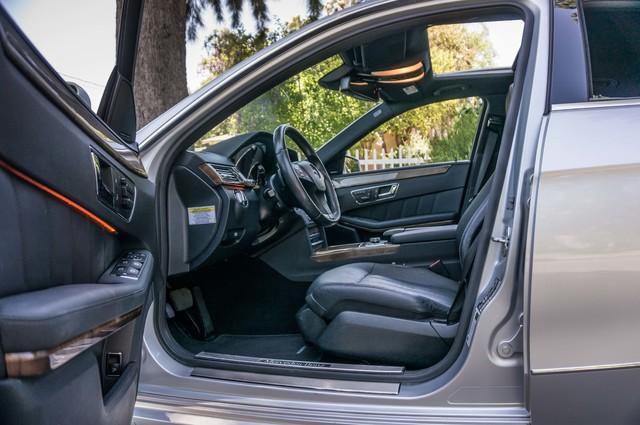 2010 Mercedes-Benz E 550 Luxury - P2 PKG - NAVI - HTD/CLD STS - XENON Reseda, CA 39