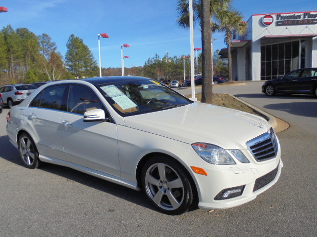 2010 Mercedes E350 Luxury DISCLOSURE Internet pricing is subject to change daily It is a BUY-OUT