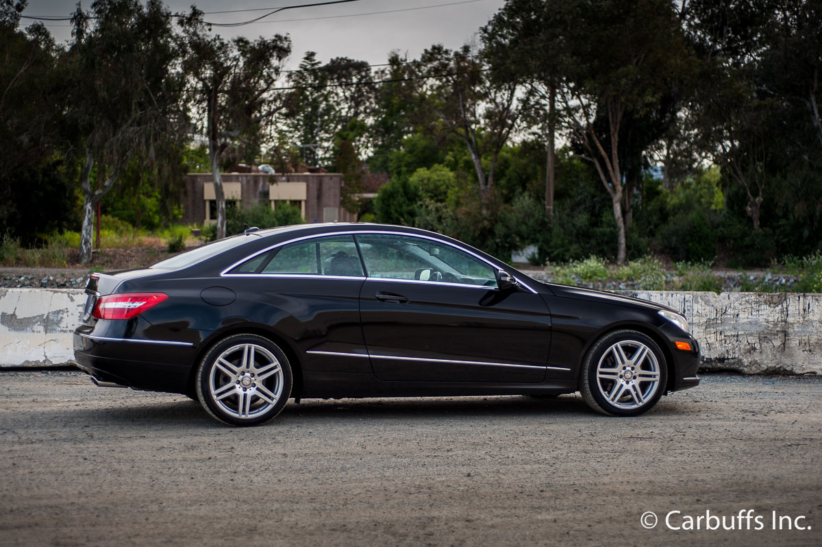 2010 mercedes benz e350 coupe concord ca carbuffs